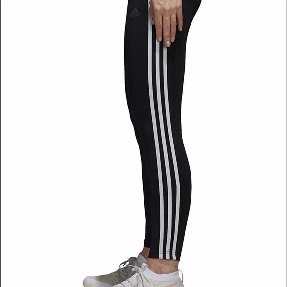 63a4db7a4689 adidas Women s Training Stripe Leggings